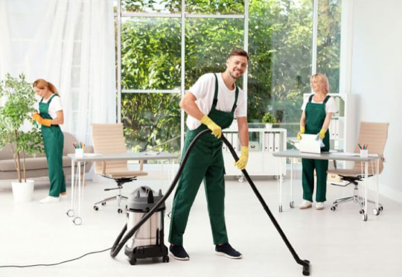 Commercial cleaning - Cleaning