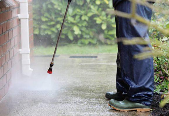 Cleaning - Garden Hose